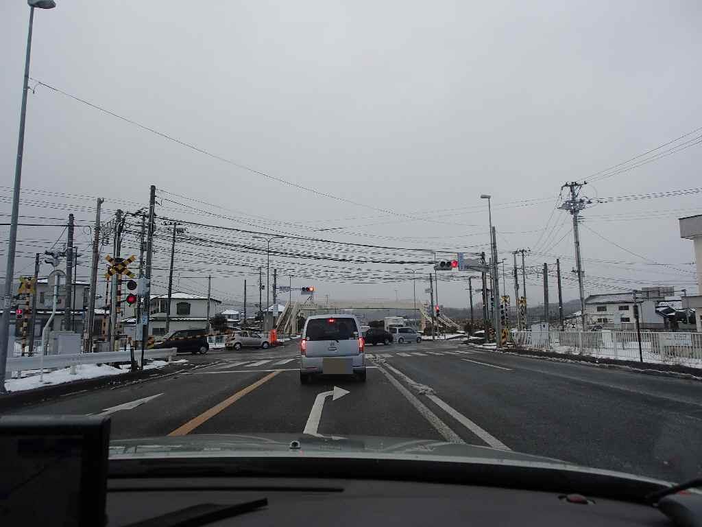 福島交通飯坂線(11) 国道13号...